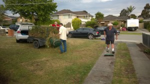 clean up at a home Dec 2014 2