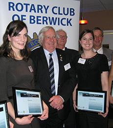 Roger Hall herb thomas award 2014